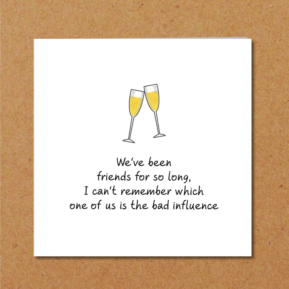 Sayings card friend best greeting Birthday Wishes
