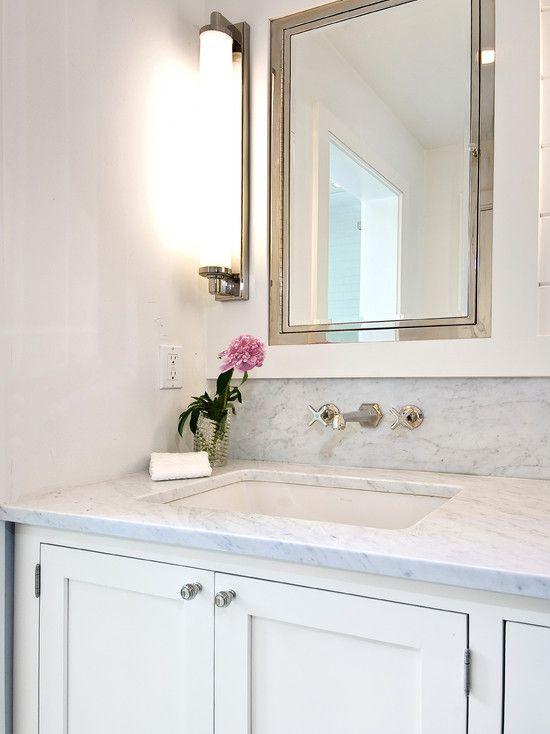 Hampton Design Bathrooms Restoration Hardware Chandler Sconce