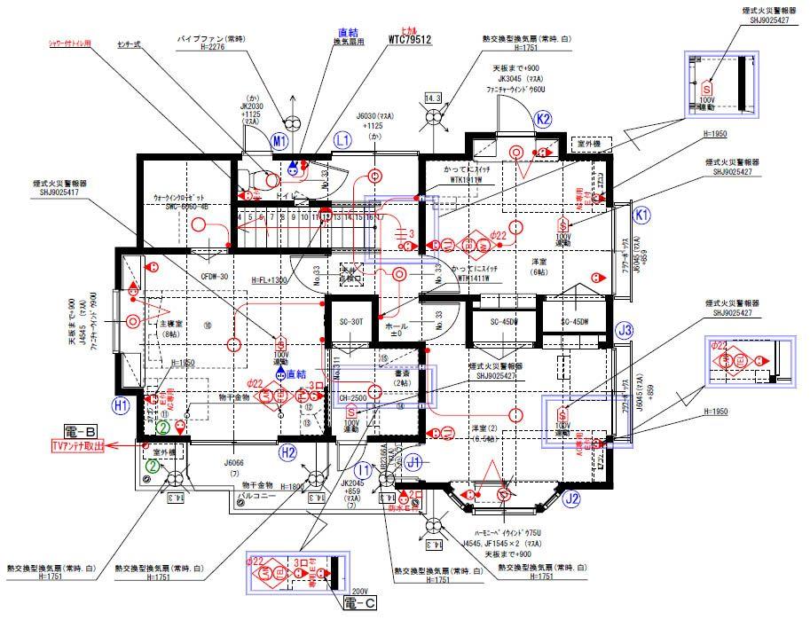 図面 おしゃれまとめの人気アイデア Pinterest Numao 図面 電気配線図 電気