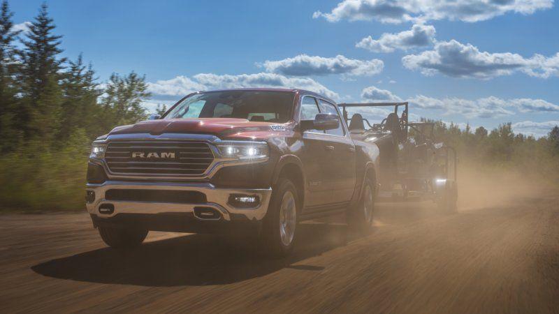 2020 Ram 1500 Pickup Diesel Fuel Economy Fuel Economy New