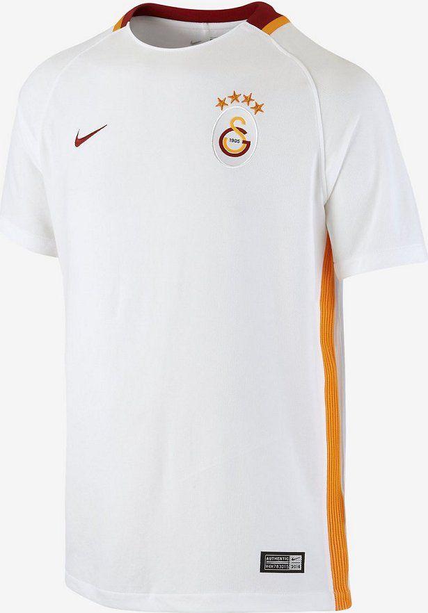 c18687d0df8ad Nike divulga as novas camisas do Galatasaray - Show de Camisas ...