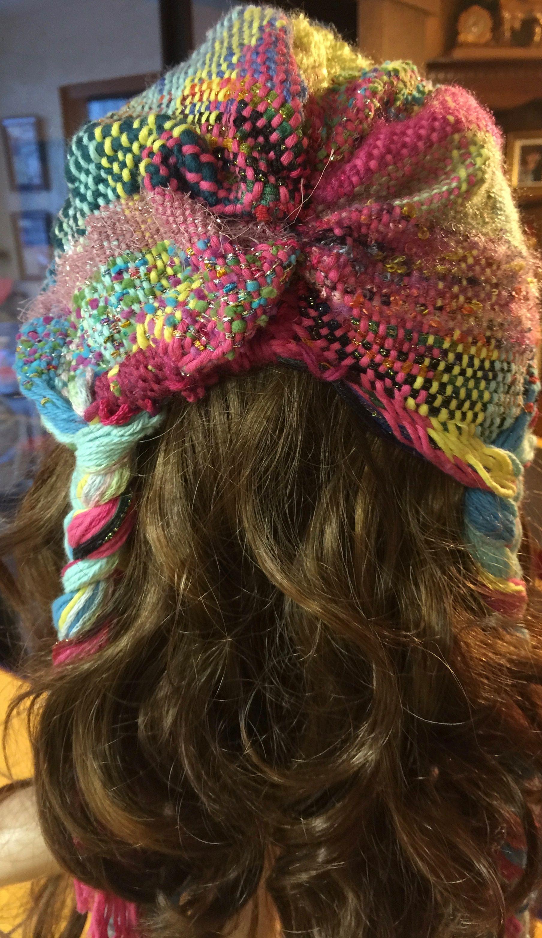 Back of Saori Hat