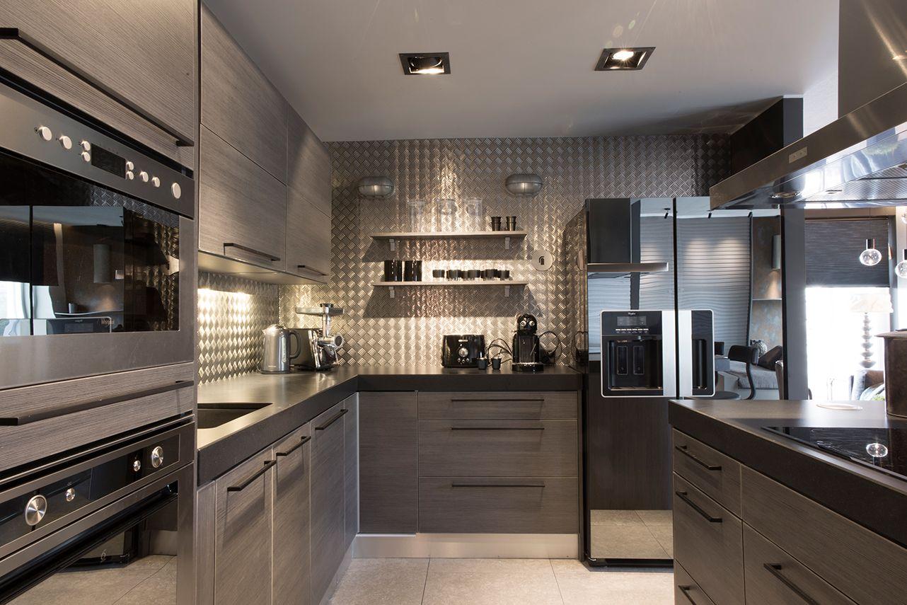 Keittiössä kaikki kohdallaan: Asuntomessut 2014