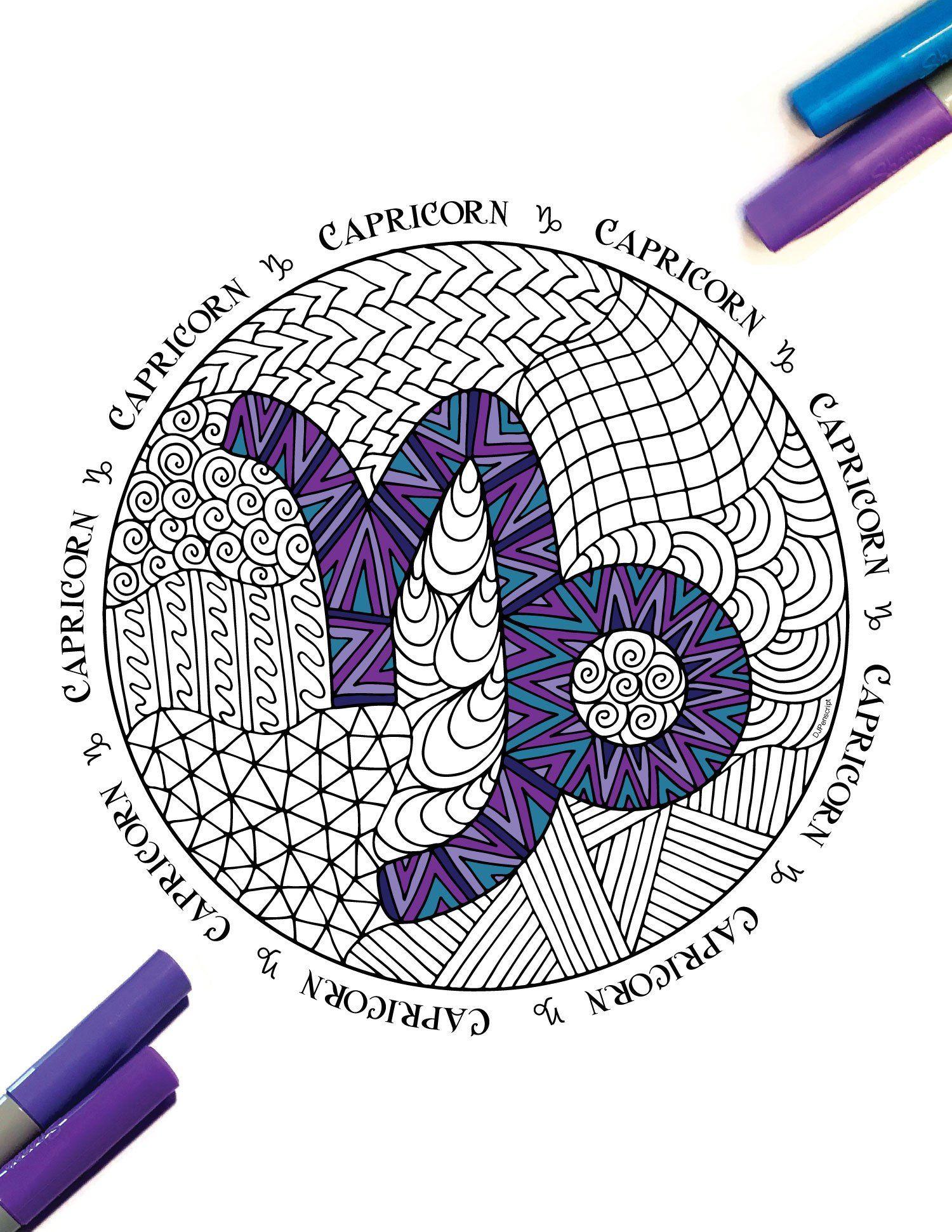 Astrology Pencils Cancer