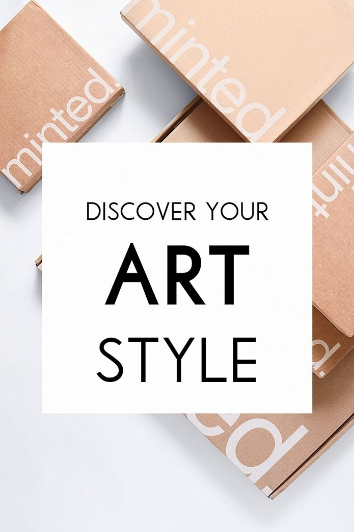 How To Discover Your Art Style http://www.classicingray.com/how-to-discover-your-art-style/