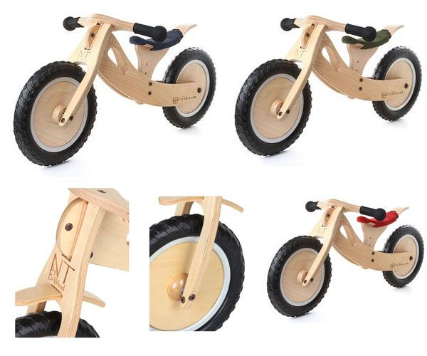 Para los pequeños de la casa Petitbike - Naturalbikes