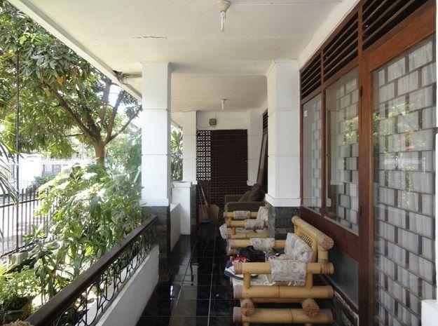Contoh desain teras memanjang HOME in 2019