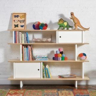 Oeuf Regal Bücherregal In Birkeweiß Kinderzimmer