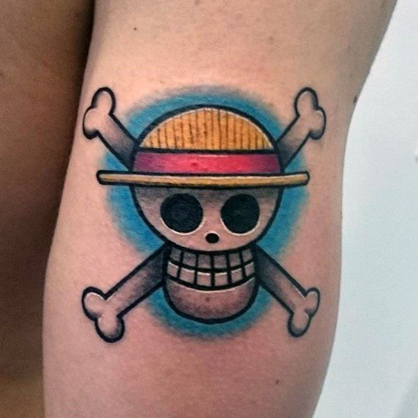 28 Top 71 One Piece Tattoo Ideas   [2021 Inspiration Guide]