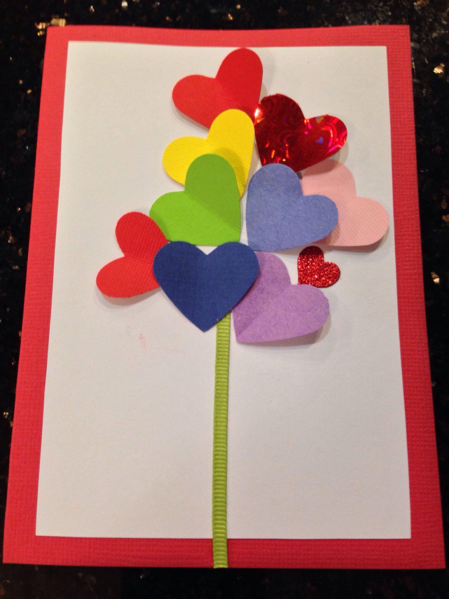 DIY Valentine Card 8