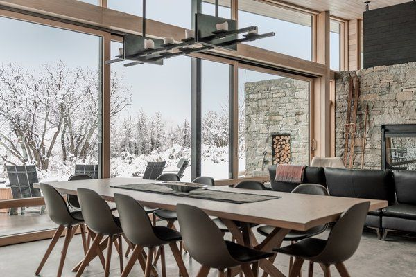 Photo of in one family   norwegian roots inspire this colorado mountain refuge dwell also rh pinterest