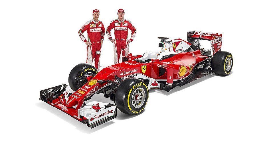 Scuderia Ferrari 2016 Ferrari, Formula 1 car, Indy cars