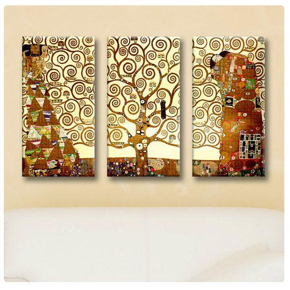 Image result for gustav tree of life print | Art | Pinterest