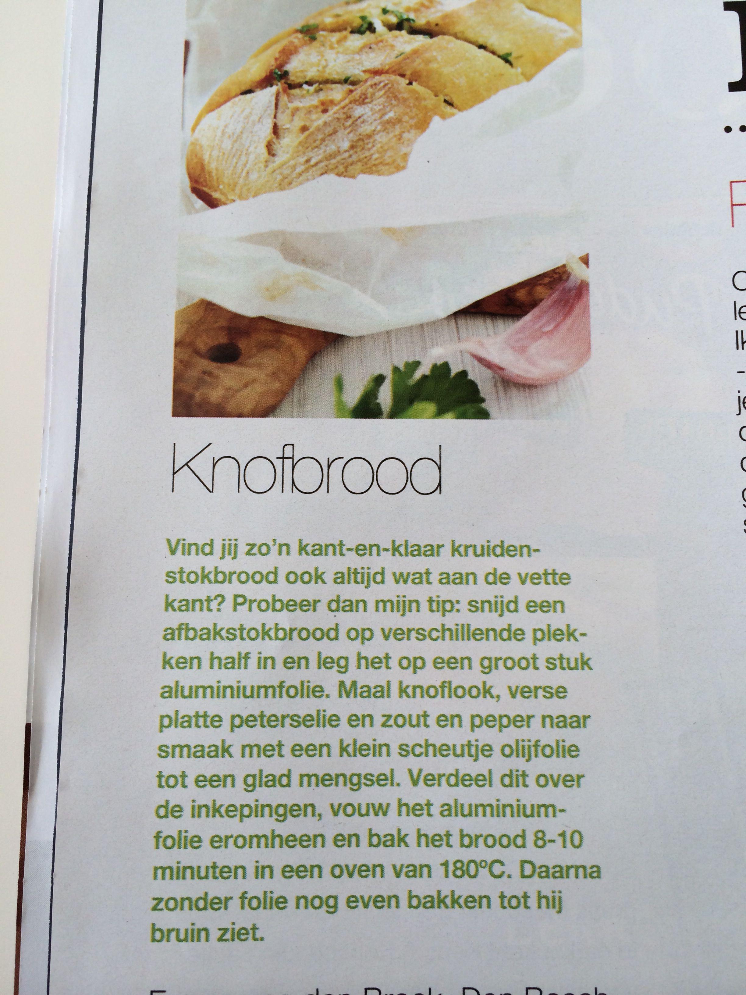 Knofbrood