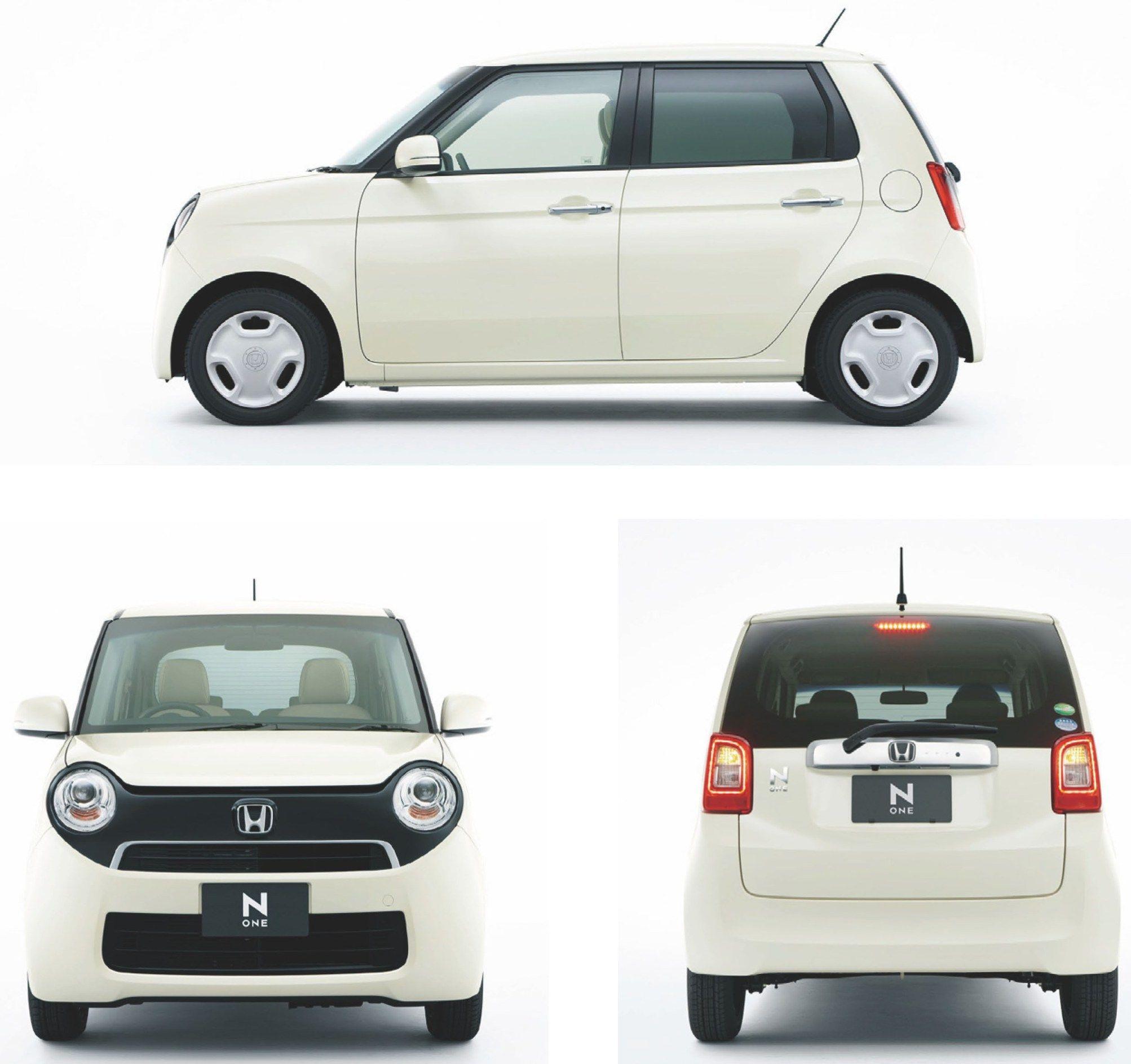 honda-n-one - beautiful updating of my very first car, the Honda 360 ...