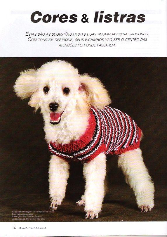 Dog Clothes Knitting And Crochet Patterns Knitting Free Knitting