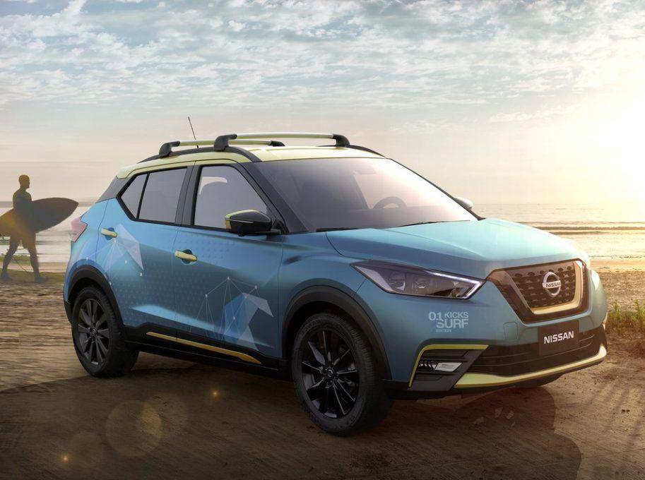 Nissan Presenta El Kicks Surf Concept En 2020 Con Imagenes Modelos De Nissan Nissan Surfear