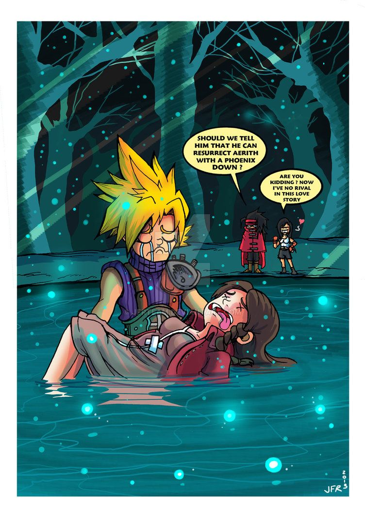Final Fantasy Vii By Jfrteam On Deviantart Final Fantasy Artwork Final Fantasy Cosplay Final Fantasy Vii