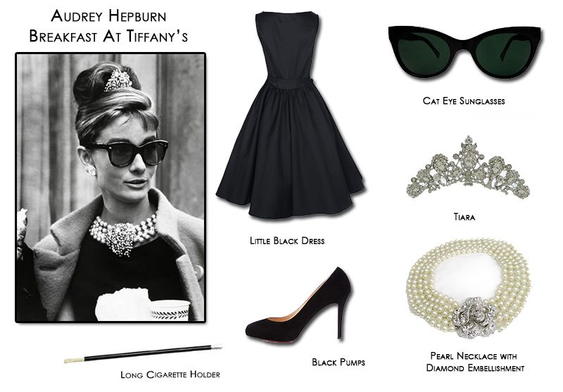 10 Diy Halloween Costumes Straight From Your Closet Breakfast At Tiffany S Costume Diy Halloween Costumes Homemade Costume