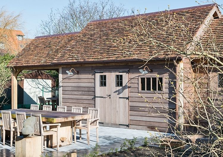 landelijke home extension - Woodarts #homeextensions