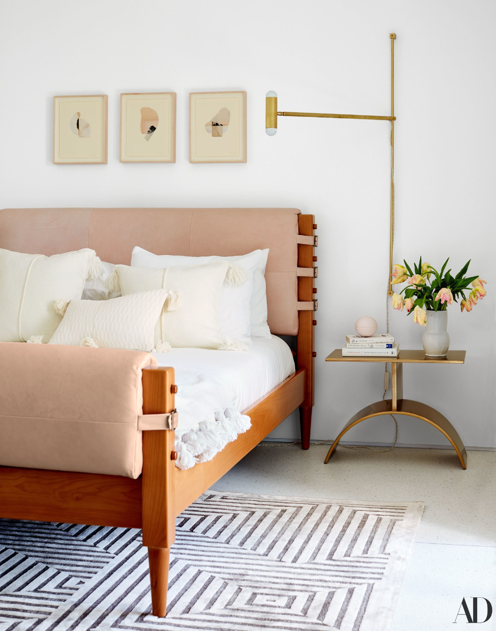 Mandy Moore Takes AD Inside Her Dreamy 1950s Home
