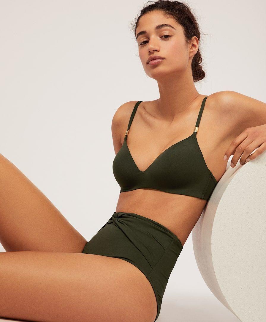 f9a433473160 Braguita bikini alta nudo - Última semana - Novedades   OYSHO España ...