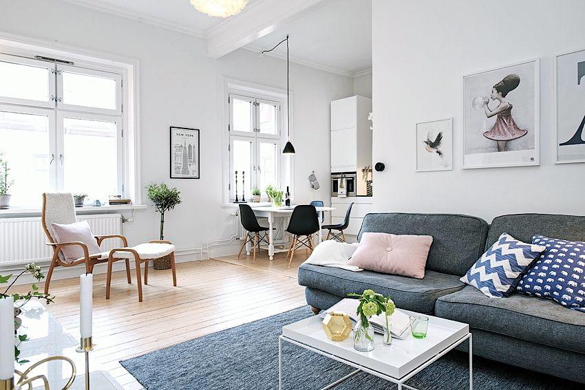 Impecable y espacioso apartamento nórdico de 58m2 Casa y