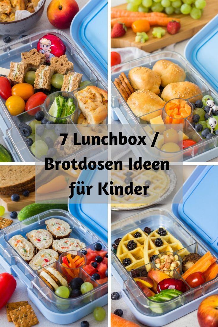 Photo of 7 schnelle Ideen für die Kinder Lunchbox / Brotdose ⋆