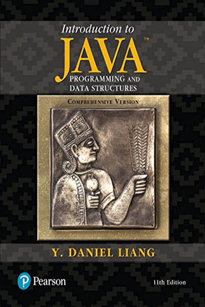 Introduction To Java Programming And Data Structures Comprehensive Version By Y Daniel Liang Pearson Java Programming Data Structures Java