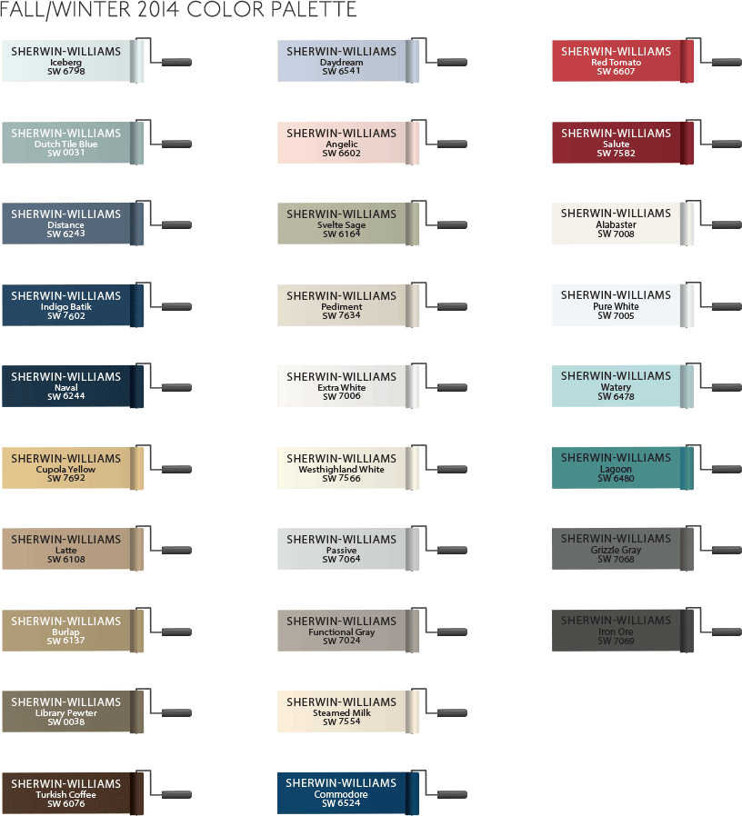 Paint Colors from Sherwin Williams Bedroom paint colors
