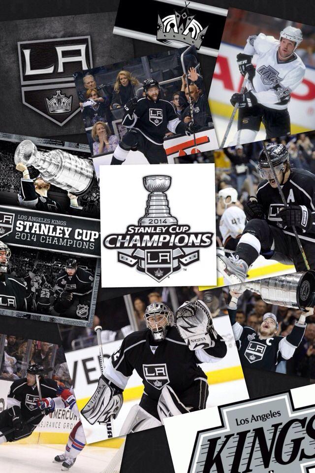 Kings Collage La Kings Hockey Kings Hockey Los Angeles Kings