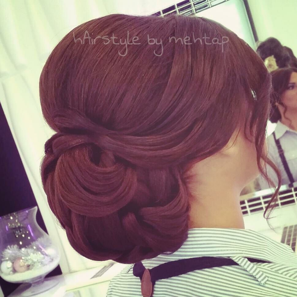 Hairstyle By Mehtap Hairstyling Turkei Pinterest Hair Hair
