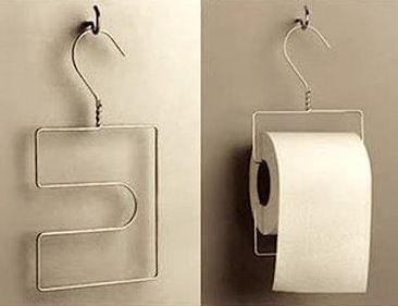 Metal Hanger For Toilet Paper Diy Toilet Paper Holder Diy Toilet Wire Hangers