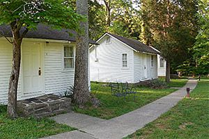 Mammoth Cave Hotel Cottages