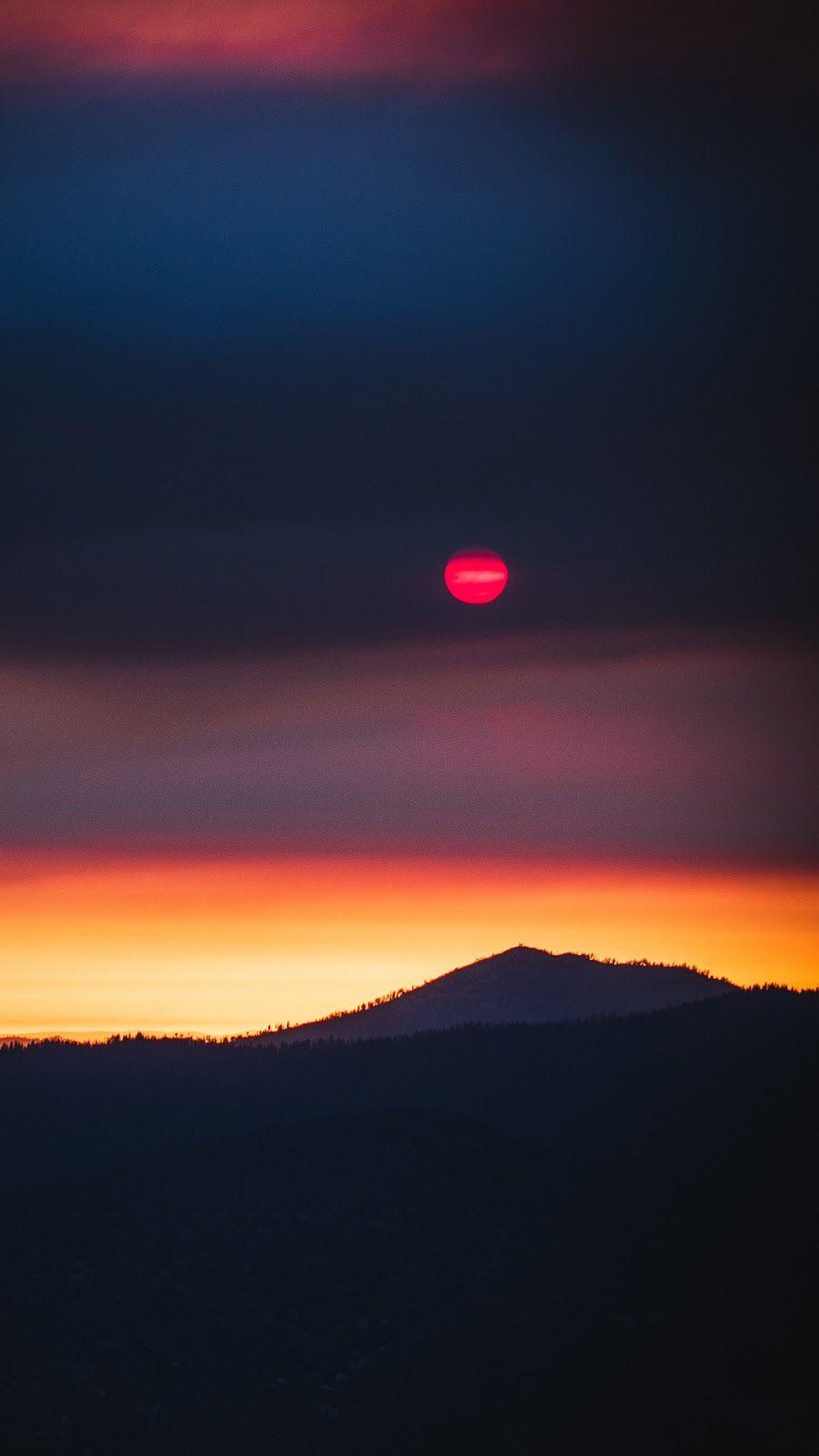 Sunset At Dawn Sunset Iphone Wallpaper Iphone Wallpaper