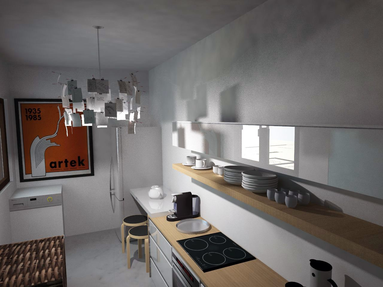 Ssphere Online Design Magazine Editor Re Designed This 2 Room Bto Hdb Flat In Sengkang Fernvale