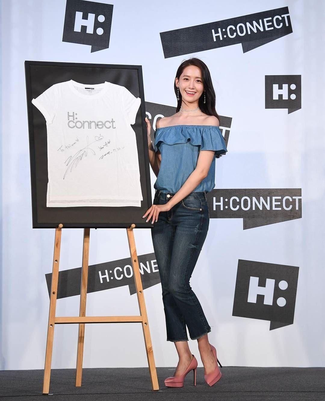 regram @_limyoonafanpage 170722 Yoona  At H:Connect event in Taiwan {#yoona #imyoona #yoonalim #limyoona #sonyuhshidae #임윤아#윤아#林允儿#ユナ#girlsgeneration#소녀시대 @yoona__lim }