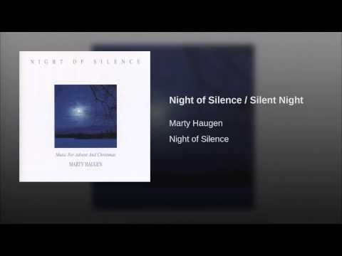 Night of Silence / Silent Night Church music Pinterest Silent
