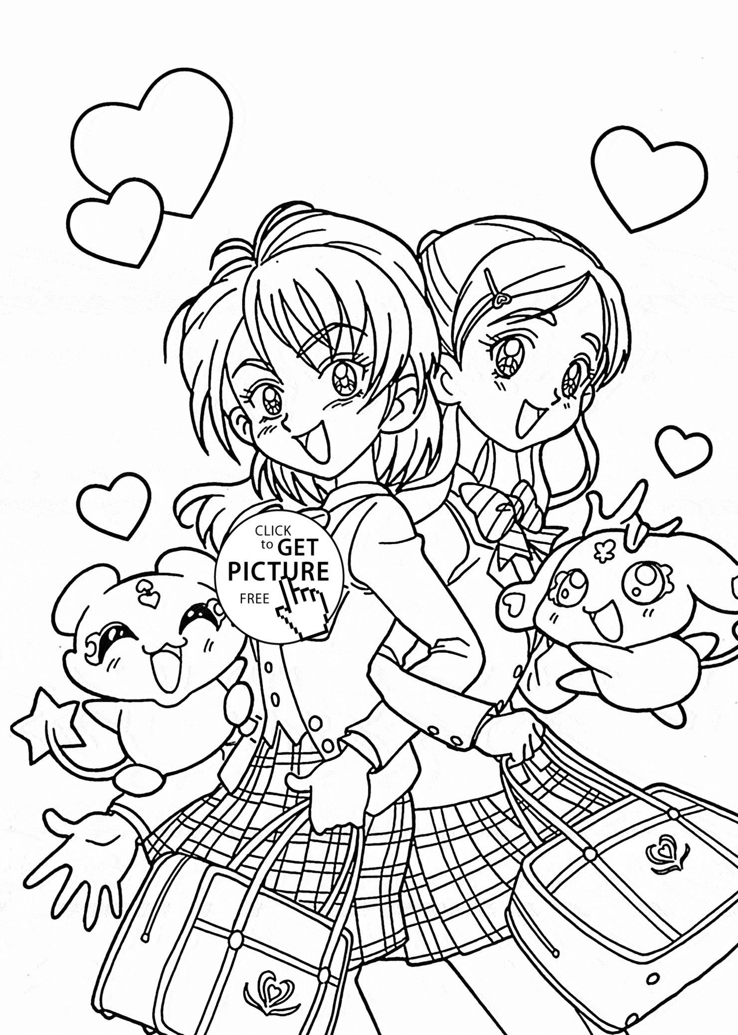 23 Ideas For Coloring Pages For Adults Anime Best Coloring Pages Inspiration And Ideas Cute Coloring Pages Coloring Pages For Girls Chibi Coloring Pages [ 2075 x 1480 Pixel ]