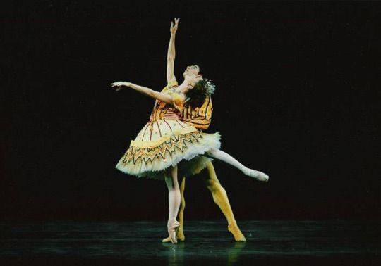 Darcey Bussell- Iñaki Urlezaga  Dancer of the Royal Ballet