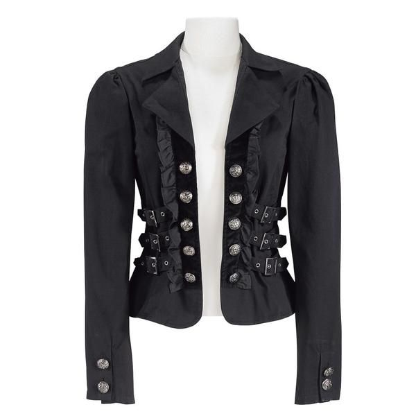 Steampunk Buckle Jacket New Age & Spiritual Gifts at