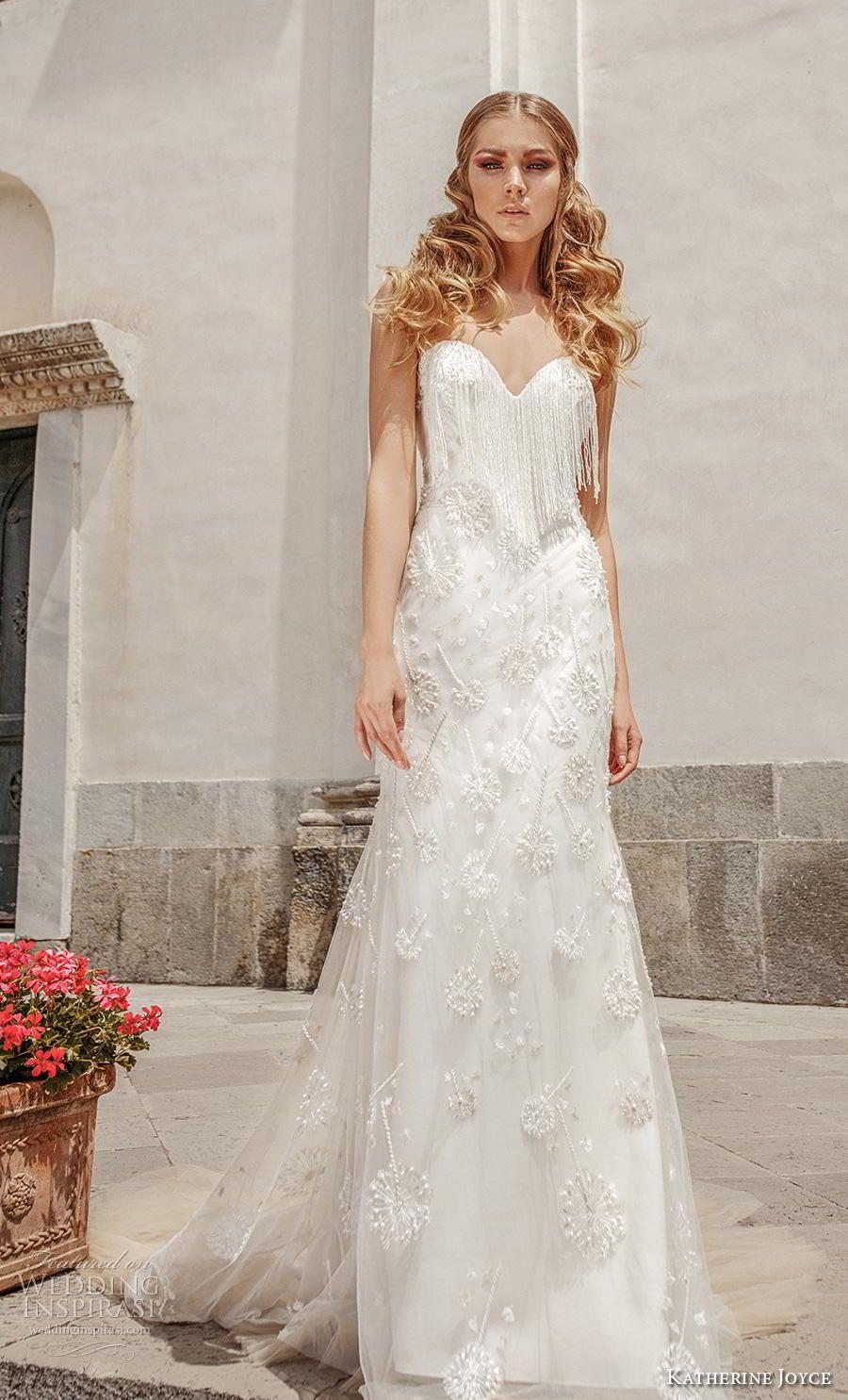 Ball gown wedding dress with bling  Katherine Joyce  Wedding Dresses u ucNapoliud Bridal Collection