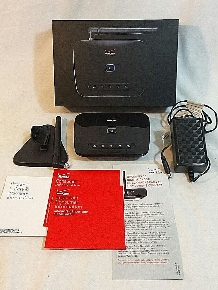 Verizon Wireless F256VW Home Phone Connect Complete in Box