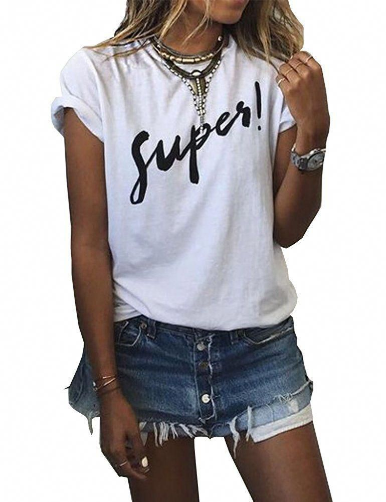 4671de8da6a Free shipping Women s Summer Street Printed Tops Funny Juniors T Shirt  Short Sleeve Tees sold by AnnaBaby. Shop more products from AnnaBaby on  Storenvy