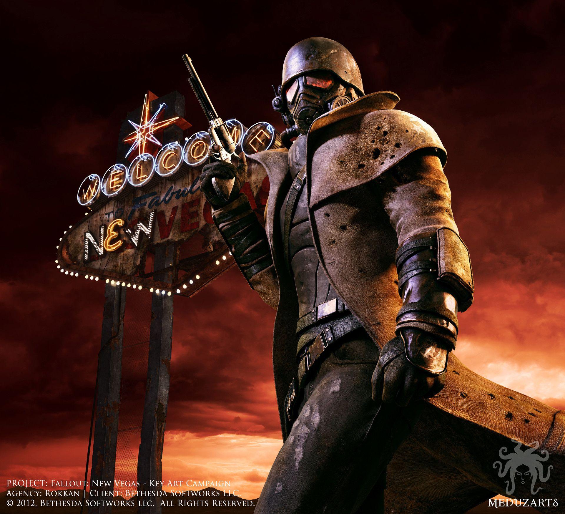 Artstation Fallout New Vegas Meduzarts Mtl Fallout New Vegas