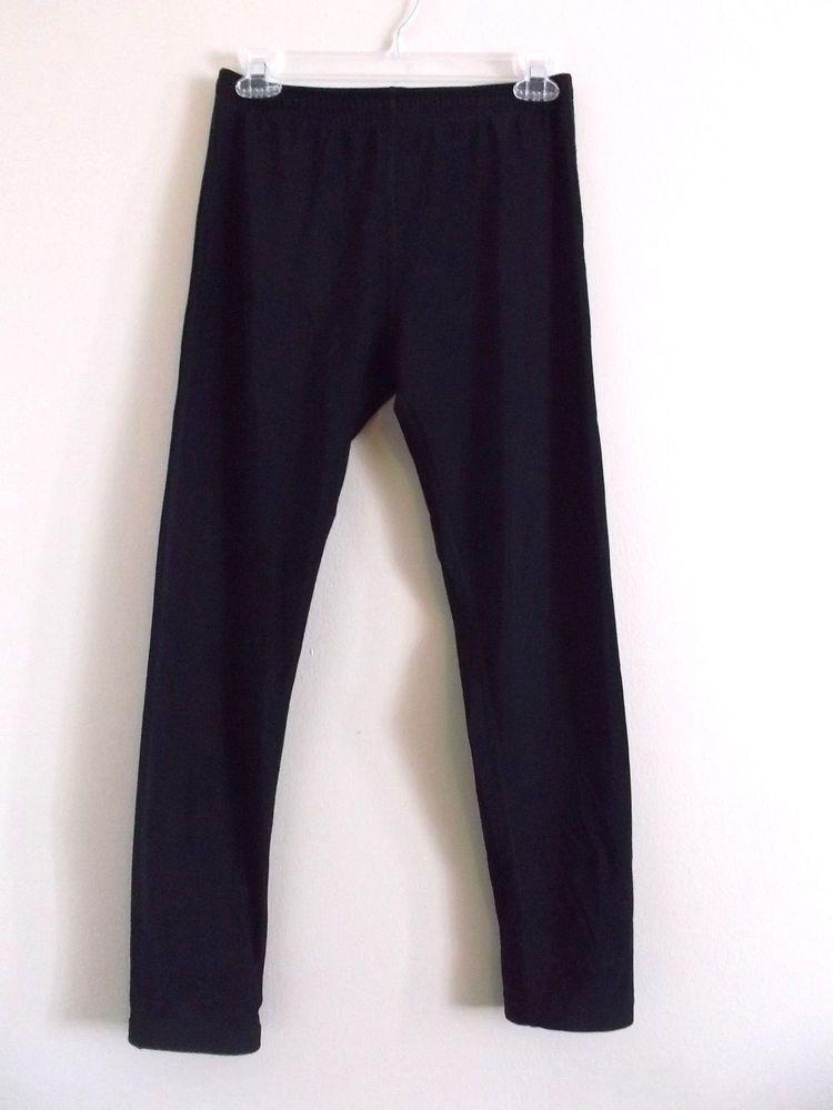 Bcg Women S Black Slim Fit Running Yoga Legging Pants Size L Athleticleggings