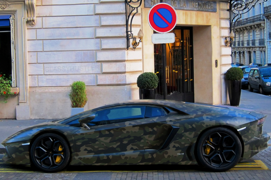 Army Aventador For When The Zombies Come Rick Haha