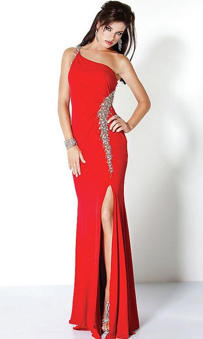 sexy rote Kleider zum Verkauf
