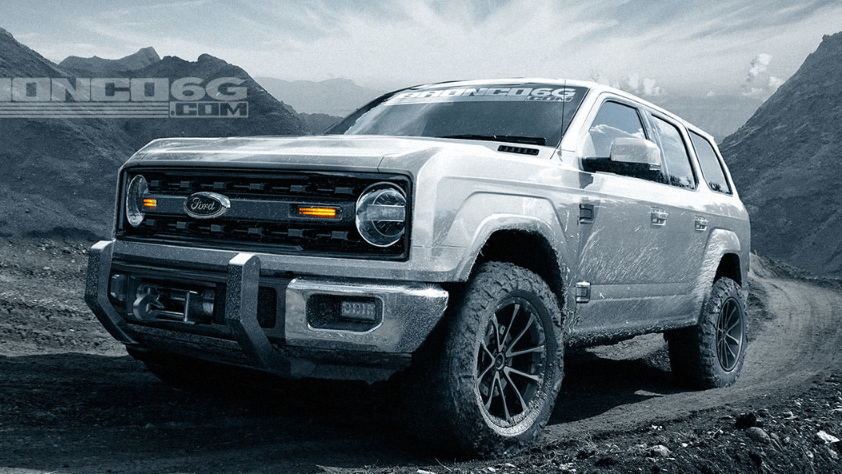 2020 Ford Bronco Concept Specs Interior Release Date Price Ford Auto Us News Ford Bronco Ford Bronco 4 Door 2019 Ford Bronco