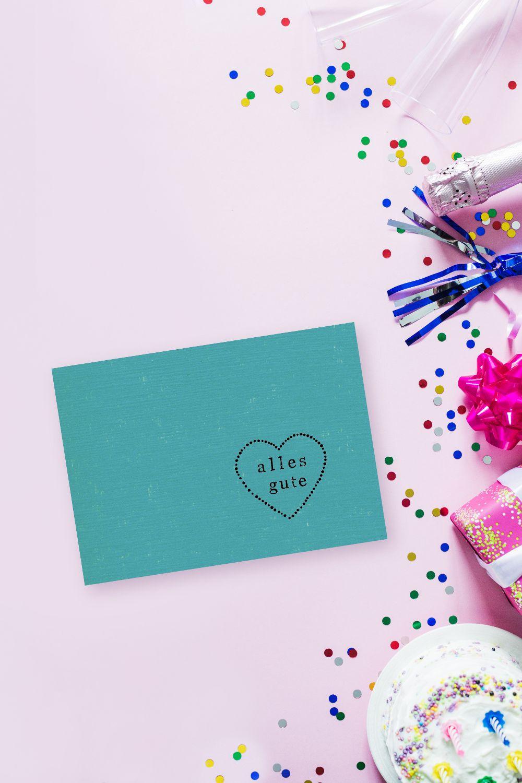 Uber Echtpost De Verschickst Du Diese Geburtstagskarte Ganz